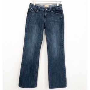 Paige Pacific Heights Flare Bootcut Jean SZ 27